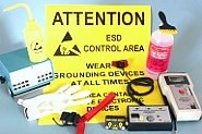 Static Control, ESD & Anti Static Equipment