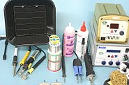 Soldering, Production Tools & Acc