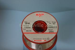 Multicore Solder 362   60/40 WIRE 0.56mm