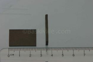 Vanes For Rotary Vacuum Pkt4 for PRC-351