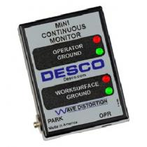 Desco Mini Monitor, Universal Power Adaptor