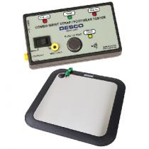 Desco Emit Tester Combo w/  SS/ Foot Plate
