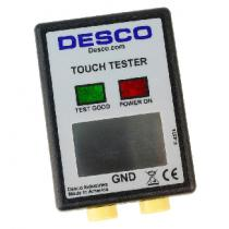 Desco Emit Touch Tester Wrist Strap, Bench