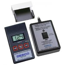 Desco Emit Static Field Meter, Tester (Digital) + Charger & Test Plate