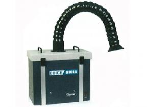 Quick 6101 Fume Extractor - Single Outlet