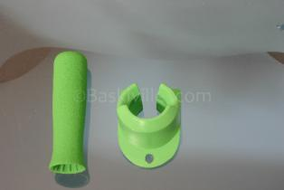 TD100 Soft Grip Green (LF)  & Cubby Insert Kit