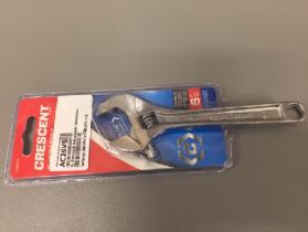 6  Crescent Adjustable Wrenches