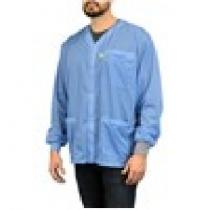 Desco Smock, Dual-Wire, Jacket, Blue, S