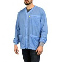 Desco Smock, Dual-Wire, Jacket, Blue, M