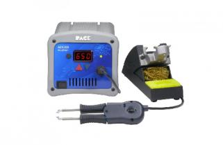 Pace ADS200 AccuDrive Soldering Station with MT200 Mini Tweez, Chip Tip & ISB Cubby, 120w