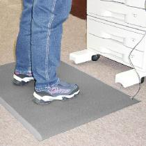 Static Dissipative Mat Grey (S/King) w GC 900mmx1.5m,12mm