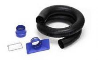 Hakko Ducting Kit 1.2m With Rect Nozzle