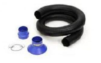 Hakko Ducting Kit 1.2m With Round Nozzle