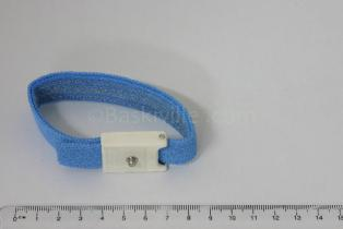 Desco Wrst/Strap Elastic Adj, band Only