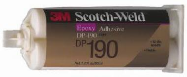 3M Scotch Weld Epoxy Adhesive, Grey, 50mls