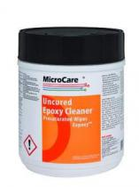 Microcare Presaturated Wipe Uncured Epoxy Cleaner