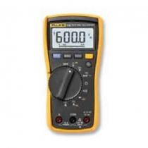 Fluke 115 Multimeter, Digital, Hand Held, 6000