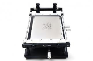 Neoden FP2636 Frameless Manual Stencil Printer