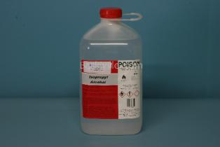 Isopropyl Alcohol, Pure, 99.5% min, 5 Litres