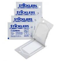 Sticklers Clean Wipes, 50 Single Foil Sealed
