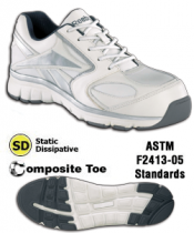 Shoe Esd Safety w, Composite Toe - Men's