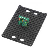 PCB Holder, Flat, Stackable -  Board Only