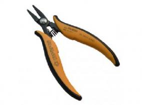 Piergiacomi Smooth Flat Short Nose Pliers, 146mm