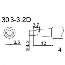 Quick Soldering Tip for 202D - 303-3.2D