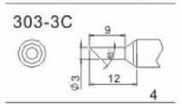 Quick Soldering Tip for 202D - 303-3C