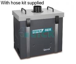 Quick 6101A2 Fume Extractor - Single Outlet (New Model)