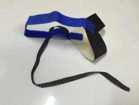 Antistatic Heel Ground w/ Long Velcro Strap (300mm) & 450mm Conductive Strip