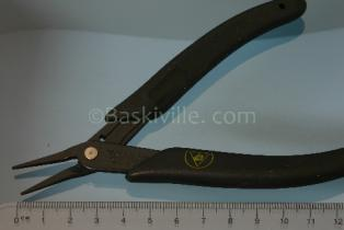 Xuron Tweezer Nose Plier Serrated Jaw Esd Grip