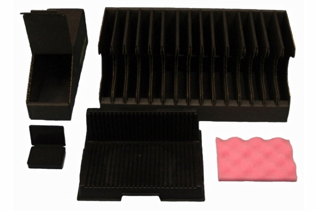 Boxes, Racks, Trays & Conductive Foam