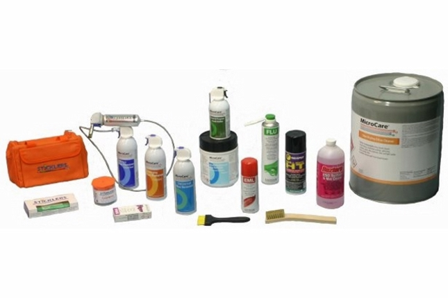 Cleaners, Coatings & Chemicals
