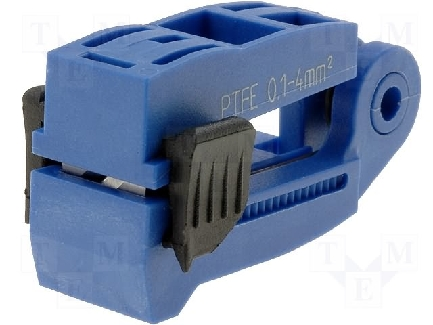 Pressmaster Stripper Cassette Only V Blade, Blue