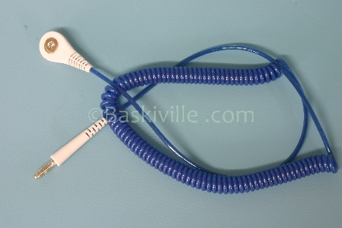 Desco Cord Only, Jewel, Sapphire 6ft, 4mm