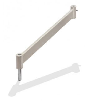 OC White 12.5inch Lateral Extension Mount for Microphone Arms
