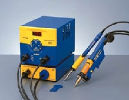 Hakko, FM203, Soldering Station w/vac Pump Unit