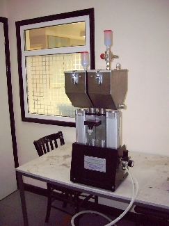 Fisnar GM 2 Part Mix & Dispense Mach. c/w Stirrer