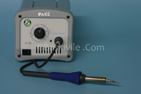 Pace ST25 soldering station ,spares and handpieces