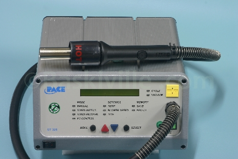 Pace, ST325E, Digital Hot Air Station, Spares & Nozzles