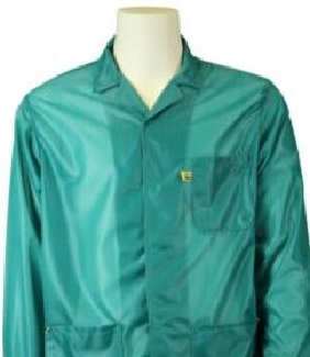 Techwear Traditional OFX-100, Teal, Hip-length Jacket w/Key, 3 XL